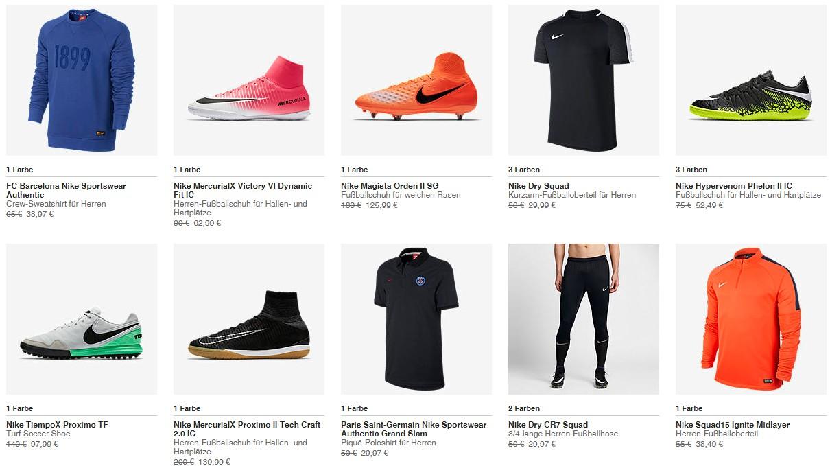 official photos 8597c e2cfe Im Nike Online-Shop erwarten Euch über 350 Produkte im Sale. Hier nur eine  kleine Auswahl