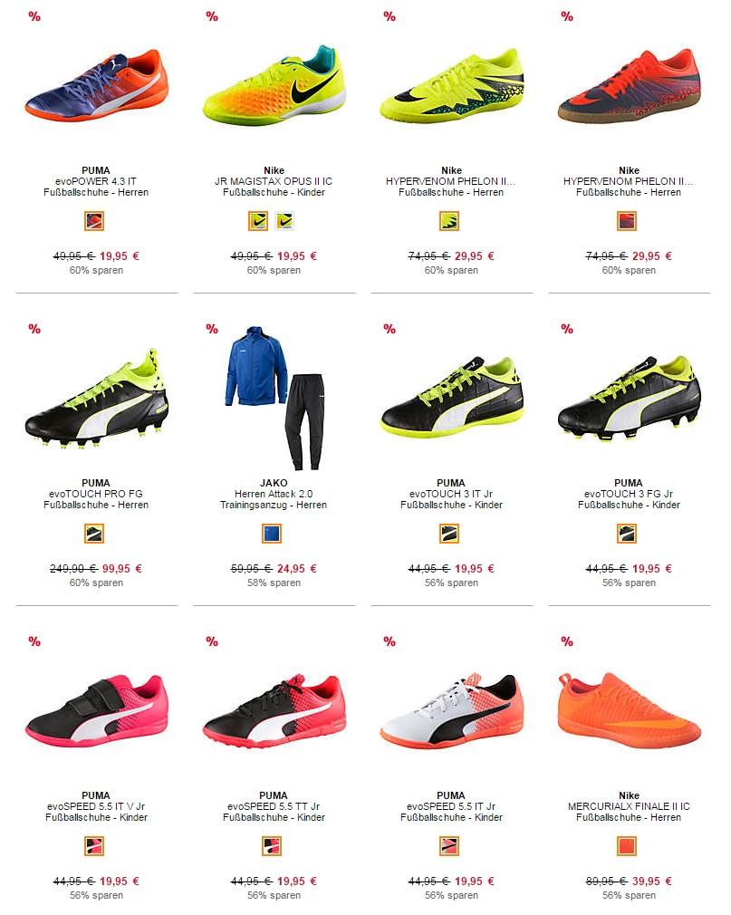 Hallenschuhe Nike Hypervenom Phelon II IC im Sale